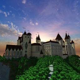The Italian Academy for Young Witches and Warlocks Minecraft Map & Project