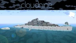 Cloudnine | 540ft Superyacht Minecraft