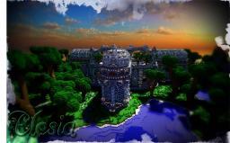 Elesia - The druids temple Minecraft Project