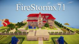 FireStormx71's Awesome Redstone House (PLEASE DIAMOND :P) Minecraft Map & Project