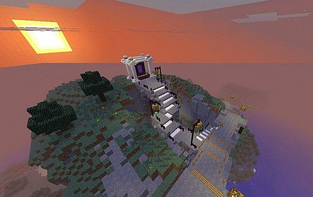 Mv nether portals minecraft