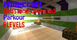 The Impossible Game (Parkour/Adventure) Redstone Powered Minecraft Project