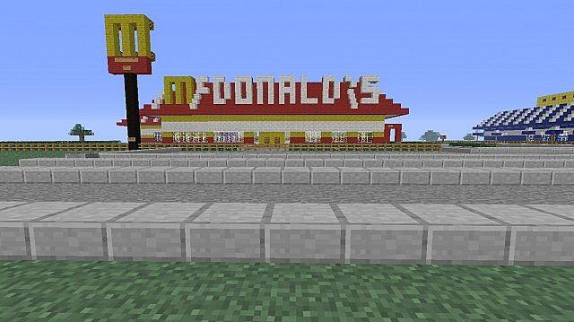 Burger King & McDo...