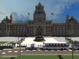 National Museum of Inspiration - With Yazur Minecraft Project