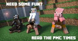 The PMC Times 8/24 Minecraft