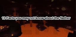 10 Facts you don't know about the Nether [Pop Reel!] Minecraft Blog
