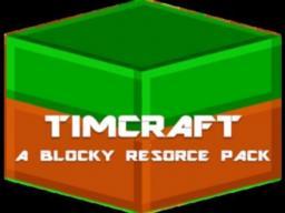 TimCraft Minecraft Texture Pack