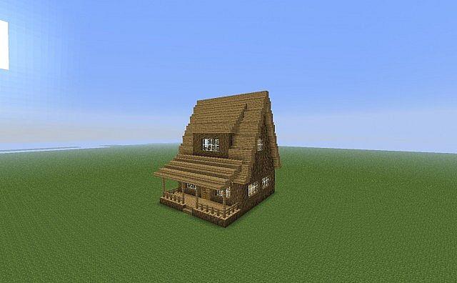Cozy Bungalow Minecraft Project