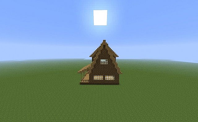 Cozy Bungalow Minecraft Project