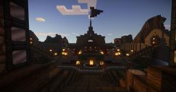 Webercraft Server Spawn Minecraft Map & Project