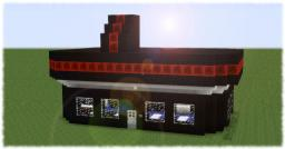 Modern Dinner Minecraft Map & Project