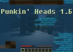 Punkin' Heads 1.6.2! Minecraft Texture Pack