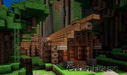 Cabin House Minecraft Project