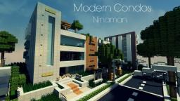 Modern Condos - Elemental Springs - Ninaman Minecraft Project