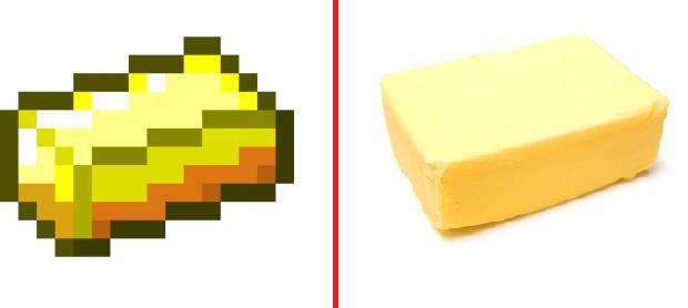 Butter Ingot Minecraft Things I Hate About Mu...