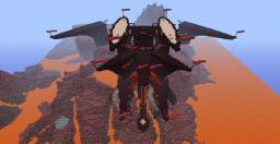 Black Citadel (PMC Nether Empire Contest) Minecraft Map & Project