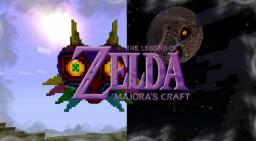 Ocarina of Time and Majora's Mask Resource Pack: Legend of Zelda Majora's Craft (v13.3 and PreRelease and 1.7.7 Ready!) Minecraft