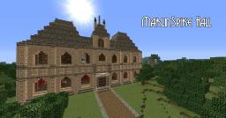 MarlinSpike Hall Minecraft Map & Project