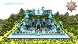 Temple of Zeutna - Sunfury Minecraft Map & Project