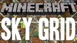 SkyGrid 1.6.2 Minecraft Map & Project