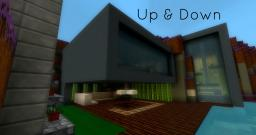 [Minimal] Up & Down Minecraft Map & Project