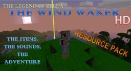 Wind Waker HD Resource Pack Minecraft Texture Pack