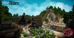 The Breathtaking Village of Alden - The Tales of Runebrire Official project Minecraft Project