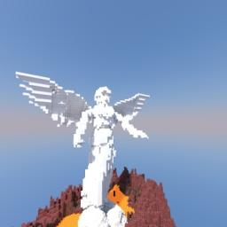 The Lost angel Minecraft Map & Project