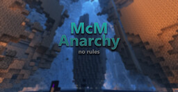 McM.gg | ANARCHY | NO RULES | ALL CHEATS AND EXPLOITS ALLOWED | 1.12.2 | Minecraft Server