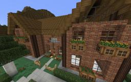 House of Ellia Minecraft Map & Project