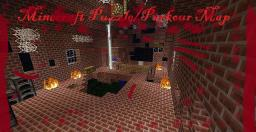 Multiplayer Puzzle/Parkour Map Minecraft Project