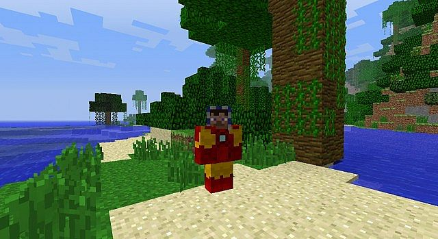 how to get iron in minecraft pocket edition