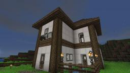 House for beginners Minecraft Project