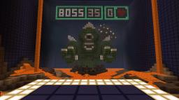 Cyclops Boss Fight Minecraft Project