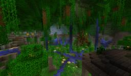 Jungle Ruins Minecraft Project