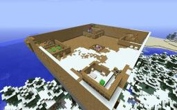 Red Vs Green Map #1: Gameroom Minecraft Map & Project