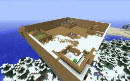 Red Vs Green Map #1: Gameroom Minecraft