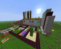 Simplified Technical Texture Pack (STTP) Minecraft Texture Pack