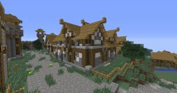 Medieval House  from Endora Minecraft Map & Project