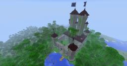 """""""Sightseeings"""" around the world Minecraft Map & Project"""