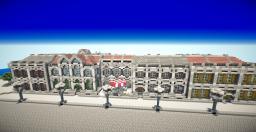 Alexandria - Main Street Minecraft Map & Project