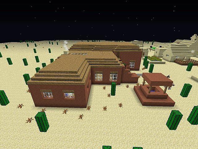 Minecraft Modern Adobe Style