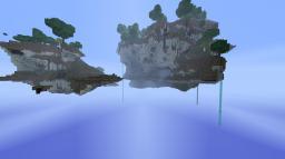 Sky Survival, not a skyblock! Read Desc. Minecraft Map & Project