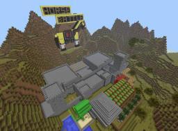 HorseBattle [Minigame]1.6.2 v1.2 Minecraft Map & Project