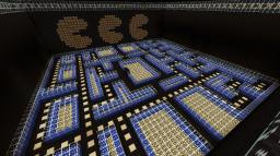 Minigame pacman [first person] Minecraft Map & Project