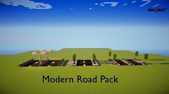 Minecraft    Resource Pack Modern Craft