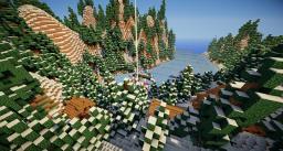 My World: Frostlake Village Minecraft Map & Project