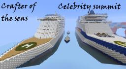 Crafter of the seas + Celebrity summit Minecraft