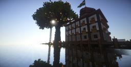 Big Tree Village v1.3 Minecraft Project