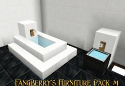 My First Furniture Pack! Minecraft Project
